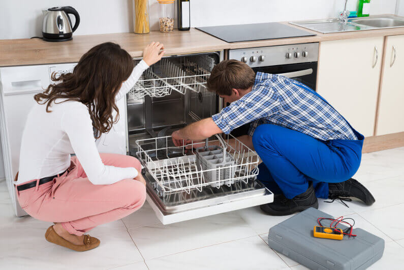 Dishwasher Not Cleaning Well? These 7 Tips Will Help